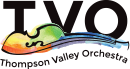 Thompson Valley Orchestra Logo